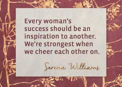 Women's Quote